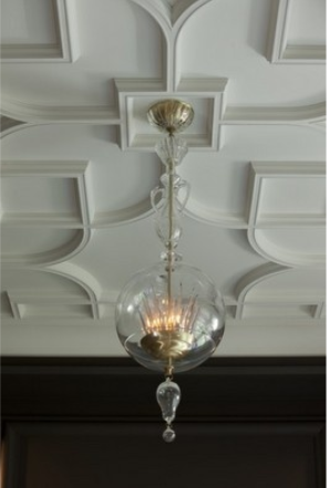 Decorative Molding on Ceiling