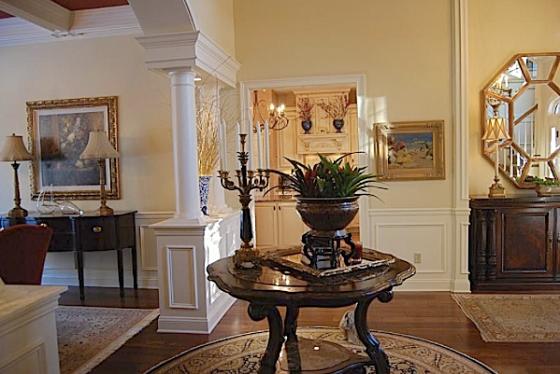 Designer Tina Nyman's Home