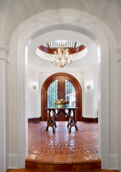 This entry way, can you say WOW!