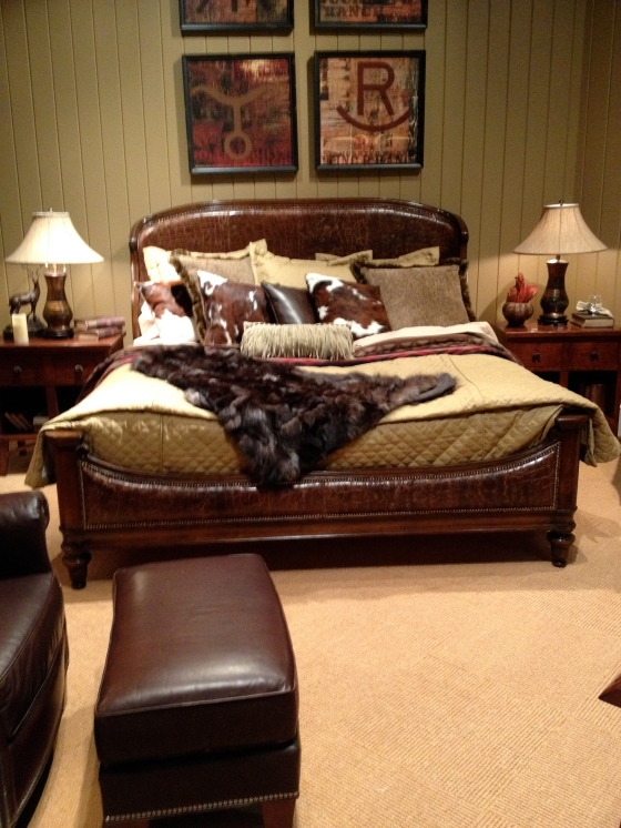 Harden Furniture at High Point Furniture Market