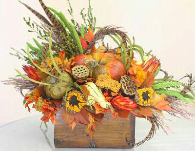 Gatherings of Fall Elegance