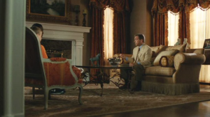 Formal Living Room in the Movie