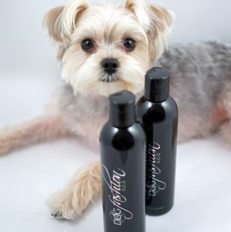 Shampoo conditioner towel pet dog bathe gift