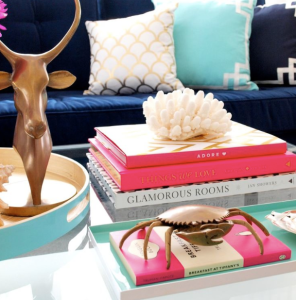 You don't have to live by water to use nautical decor in your home.